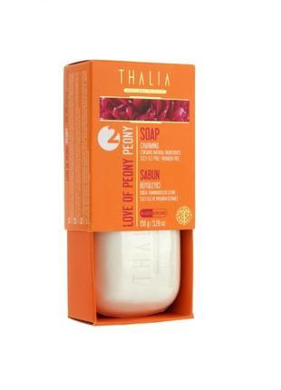 Мыло с маслом пиона Thalia Love of Peony Peony Soap
