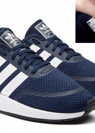 Кроссовки Adidas Originals N-5923 размер 43-43,5, синие