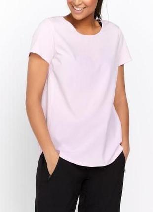 Розовая спортивная футболка marks and spencer