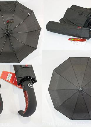 Зонт полуавтомат 10спиц антиветер карбоновые спицы толстые,муж...