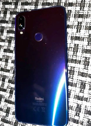 Xiaomi redmi note 7 3/32
