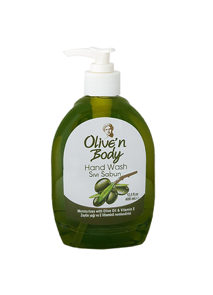 Жидкое мыло с оливковым маслом Olive'n Body, 400 мл