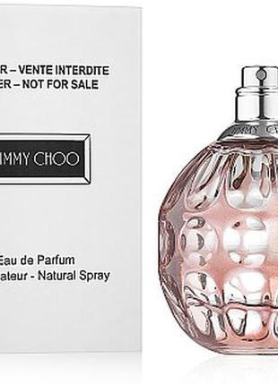 Jimmy choo eau de parfum парфюмированная вода (тестер без крыш...
