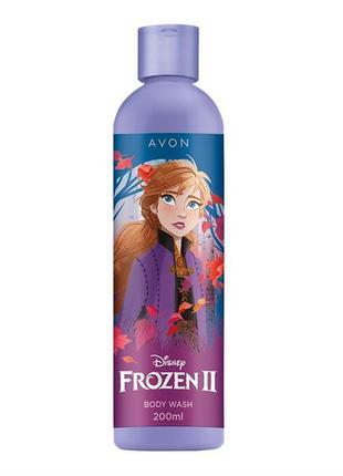 Розпродаж!!! дитячий гель для душу frozen avon 200 мл суперцін...