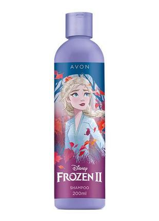 Розпродаж!!! avon frozen дитячий шампунь для волосся 200 мл су...