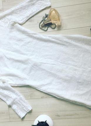 Платье гепюр top secret,s.