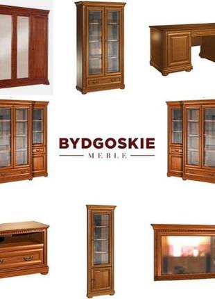 Мебель Firenze BFM из массива ольхи для гостиной, спальни, при...
