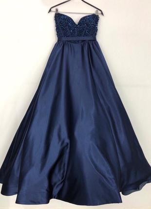 Платье sherri hill выпускное вечернее в пол оригинал шери хилл...