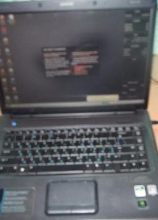 Ноутбук Compaq Presario F500 (TL-60 2GHz/2GHb/250GHb)