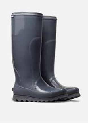 Брендовые резиновые сапоги sorel  joan™ rain tall gloss boot о...