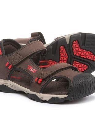 Универсальные сандалии с закрытым носком teva Оригинал 29-31
