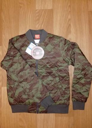 Куртка бомбер columbia hawlings hill bomber