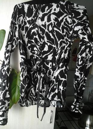 Красивая кофта блуза, р. с-м