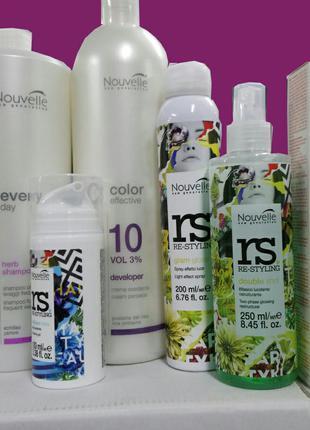 Nouvelle косметика и краски для волос