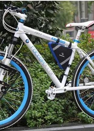 Велосумка подрамная 0145