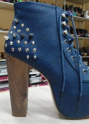 Ботинки shoe republic, сша