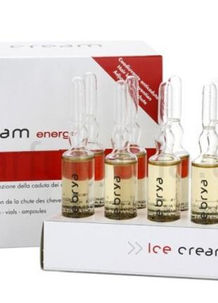 Сыворотка против выпадения волос inebrya ice cream energy loti...