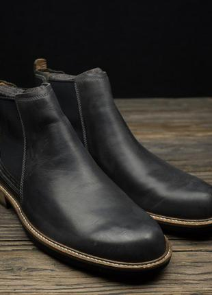 Мужские ботинки челси ecco kenton 512074 оригинал р-45