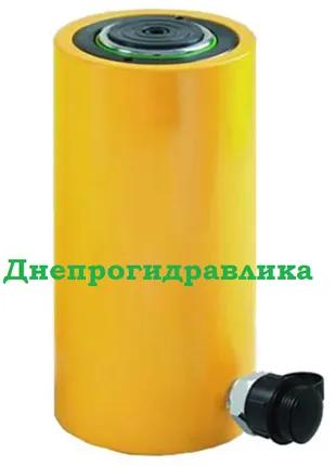 Домкрат гидравлический 30 тонн ход штока 150