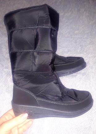 Дутики ботинки сапоги зимние супер цена 38,39рр