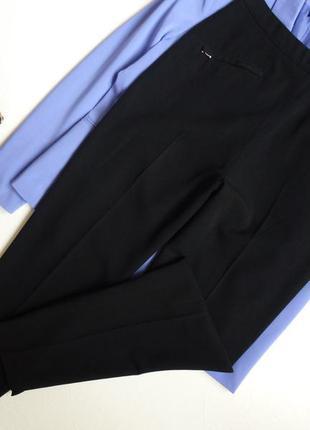 Высокая талия, офисные стильные брюки