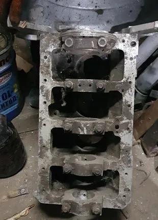 Блок цилиндров ГАЗ-21