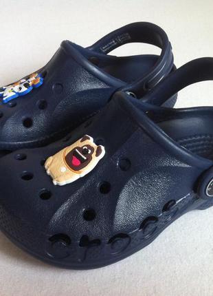 Сабо crocs baya ☀️😎 размер c8 - c9 ( 25-26) оригинал ❗❗❗