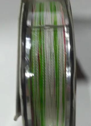 "Шнур YGK ""Jigman X4"" (5 color) #4.0 (300m, 50lb)"