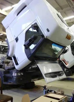 СТО TIR-service ремонт грузовых автомобилей, прицеп Кривой Рог