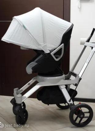 Прогулочная коляска Orbit baby G2 Black/Slate (Орбит Бэби)