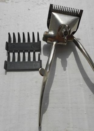Продам советскую ручную машинку для стрижки волос