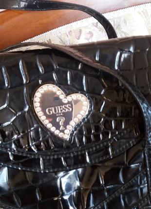 Фирменная сумка guess(сша)