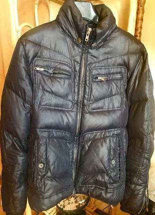Куртка-пуховик diesel,размер s