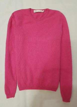Ewm pure cashmere кашемировый свитер джемпер кашемир м