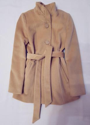 Elema пальто шерсть кашемир