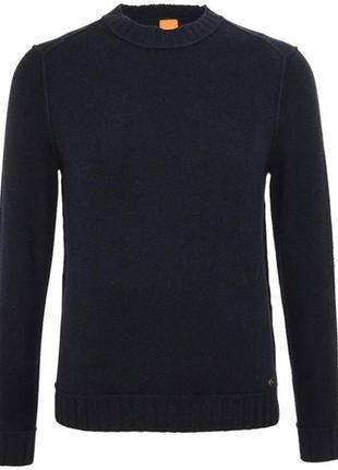 Hugo boss orange свитер кофта джемпер м шерсть
