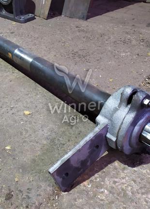 Вал привода транспортера (привод ведущего вала)  ПРТ-10, ПРТ-7
