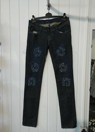 Женские рваные джинсы danity