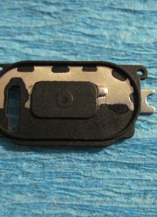 Накладка кнопки Home Meizu M5c ( M710H ) б/у, оригинал