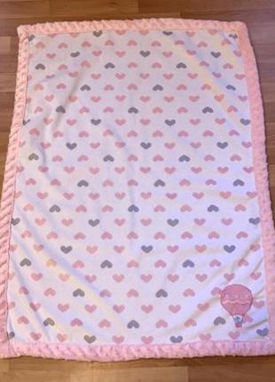 Одеяло-покрывало в манеж или коляску carters(сша)