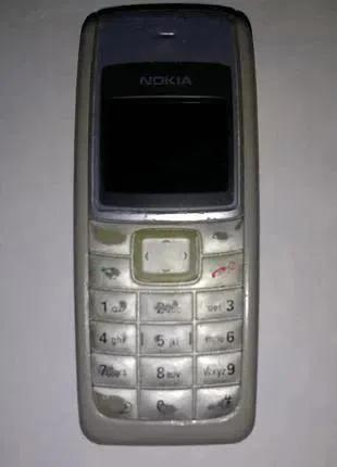 Мобильный телефон Nokia 1110 на завпчасти