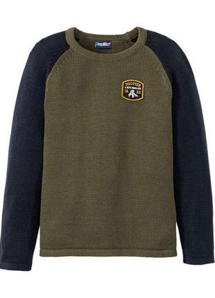 Детский свитер, пуловер для мальчика lupilu