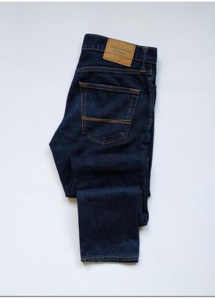 Мужские зауженные джинсы abercrombie & fitch