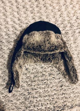 Шапка тёплая woolrich