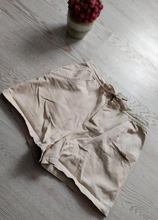 Женские шорты с высокой посадкой