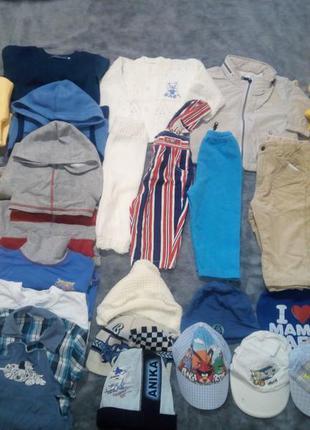 Детская одежда пакетом от года  до двух