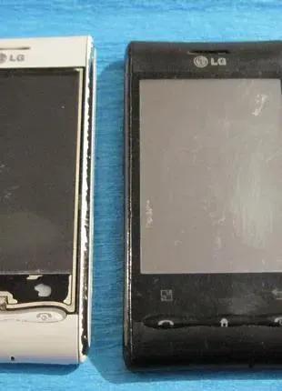 Телефоны LG GT540 неисправные