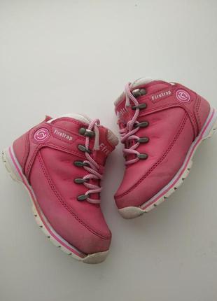 Термо ботинки 24 размер 14,5 см