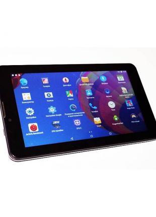 "Планшет-телефон Samsung Z30 7"" дюймов - 4ядра 2Sim + GPS навигаци"