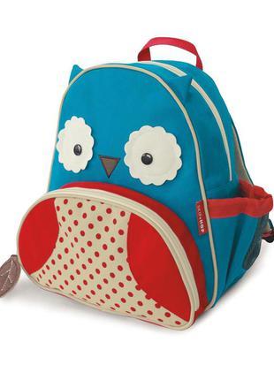 Skip hop zoo little kid backpack. оригинал.  яркий и качествен...